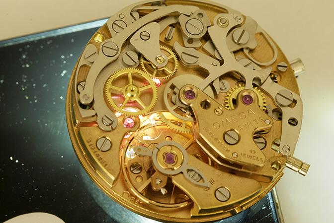 Calibre - Qué hacemos - Laboratorio Relojero del Norte