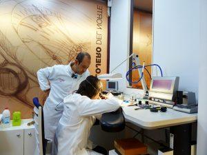 Laboratorio Relojero del Norte - Instalaciones